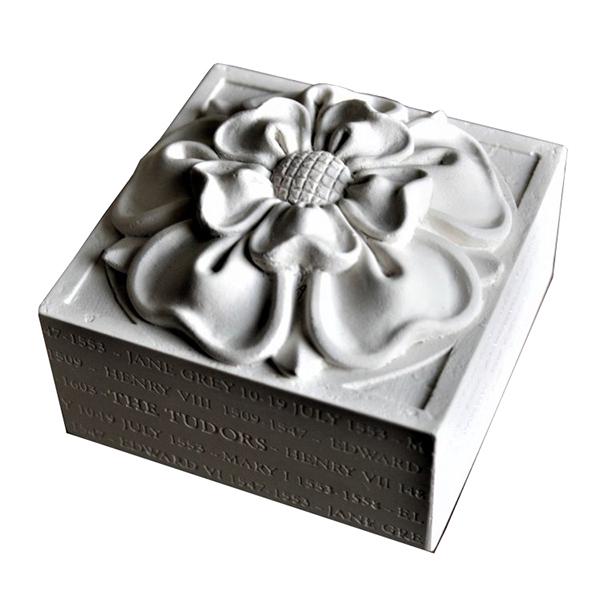 Tudor Rose Paperweight