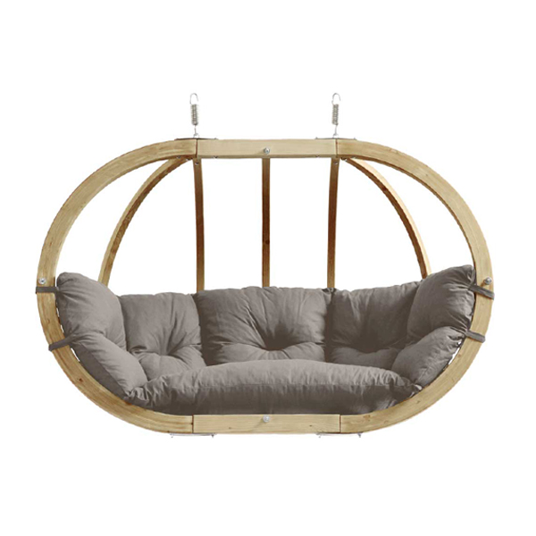 Globo Royal Hanging Seat Taupe-0