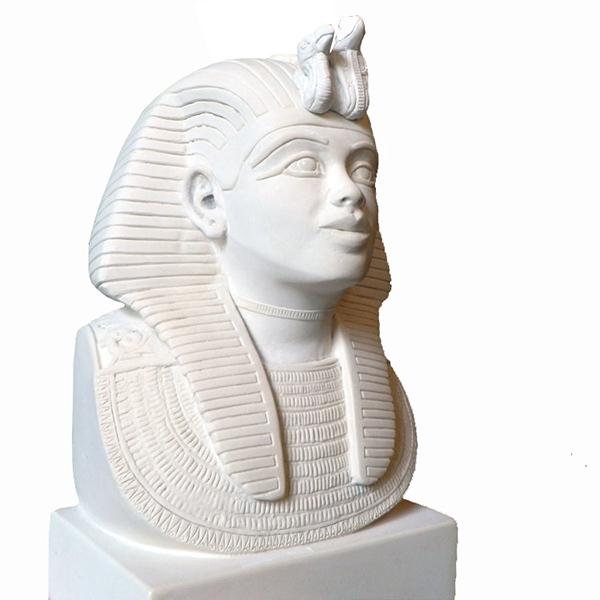 Mask of Tutankhamun Bookend