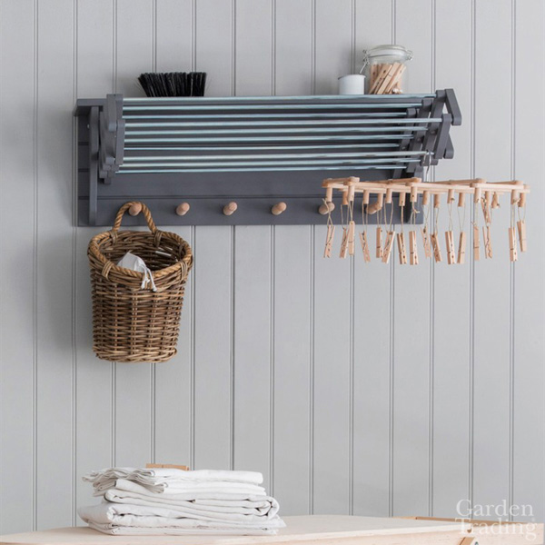 Extending Clothes Dryer Charcoal