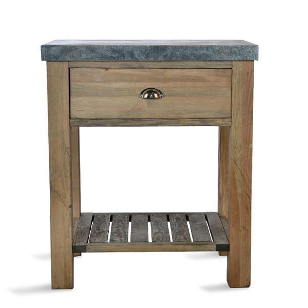 Aldsworth 1 Drawer Side Table