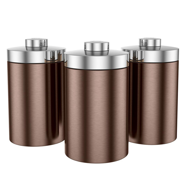Copper Kitchen Canisters-0