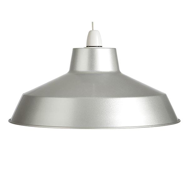 """Metal 14"""" Aluminium Lampshade"""