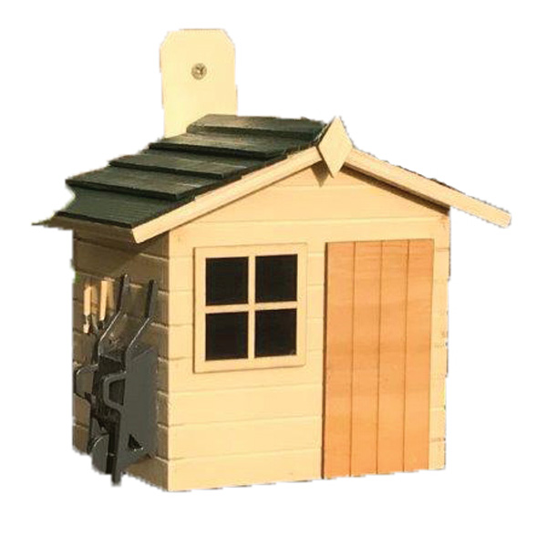 Garden Shed Hanging Bird House