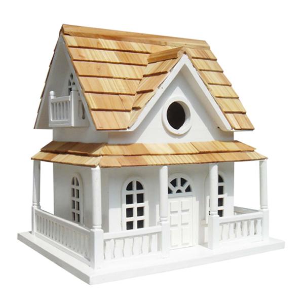 Hobbit House Mounted Bird House