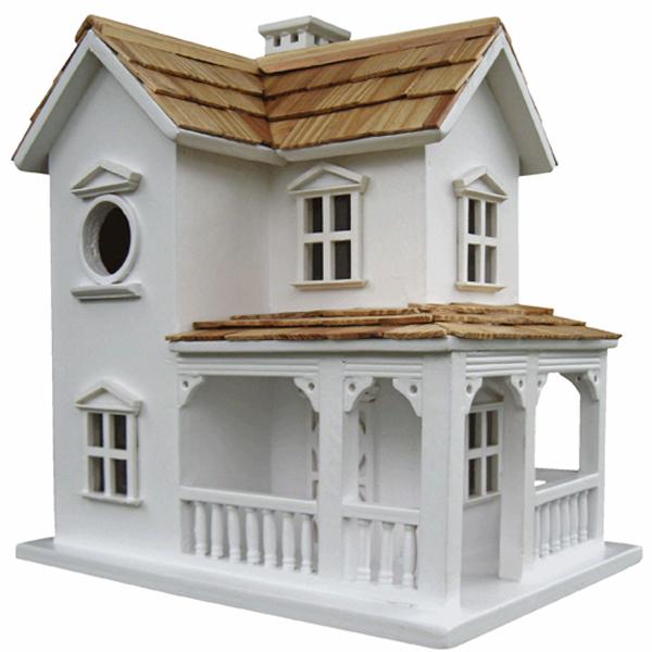 Prairie Farmhouse Bird House