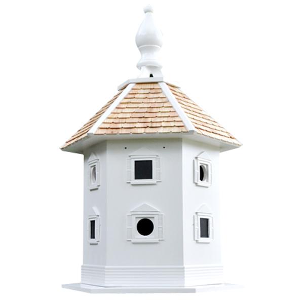 Danbury Dovecote White Bird House