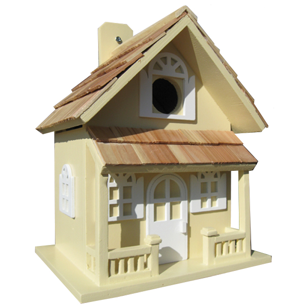 Country Cottage Bird House