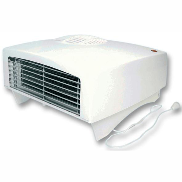 2kW Wall Mounted Adjustable Downflow Heater