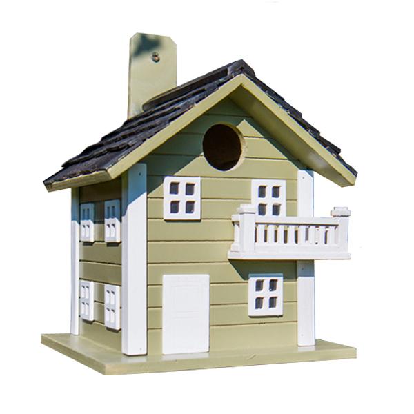 Beach House Hanging Bird House