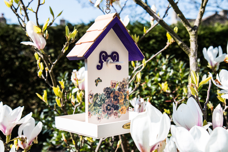 Butterfly Hanging Bird Feeder-0