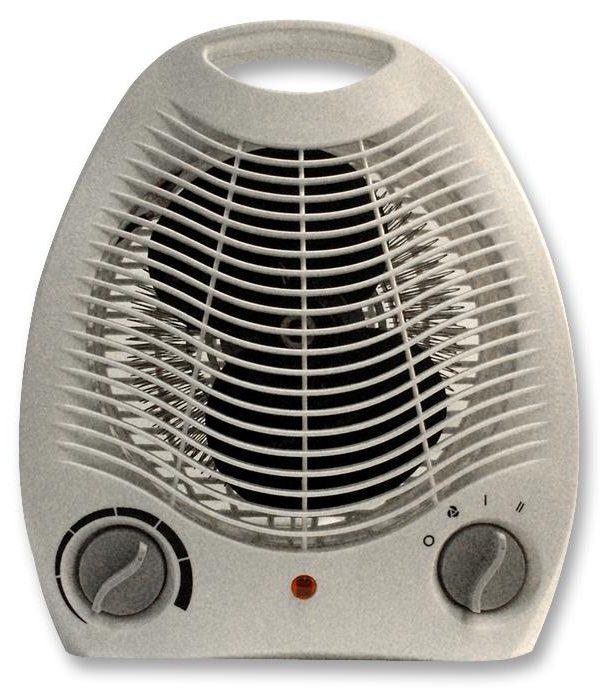 2kW Portable Electric Fan Heater-0