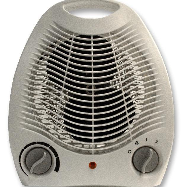 2kW Portable Electric Fan Heater-0