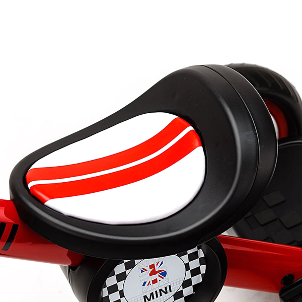 Licensed BMW Mini Pedal Trike - Red-9604