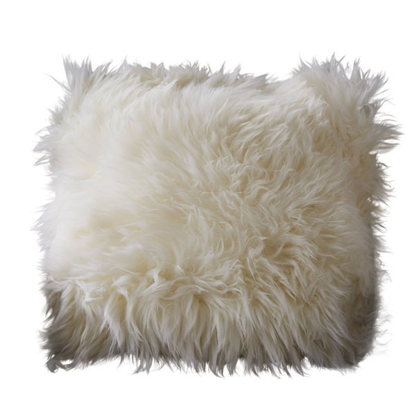 Natural Sheepskin Cushion -10087