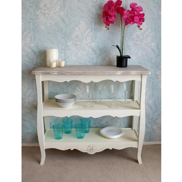 Casamoré Devon 2 Shelf Console Table_2
