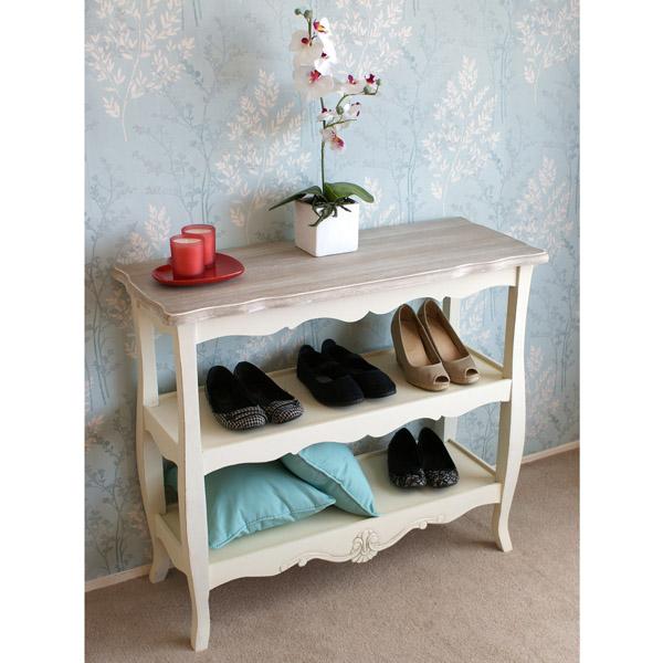 Casamoré Devon 2 Shelf Console Table_1