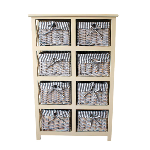 Casamoré Selsey 8 Drawer Storage Unit