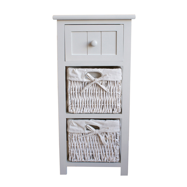 Casamoré Whitehaven 3 Drawer Unit