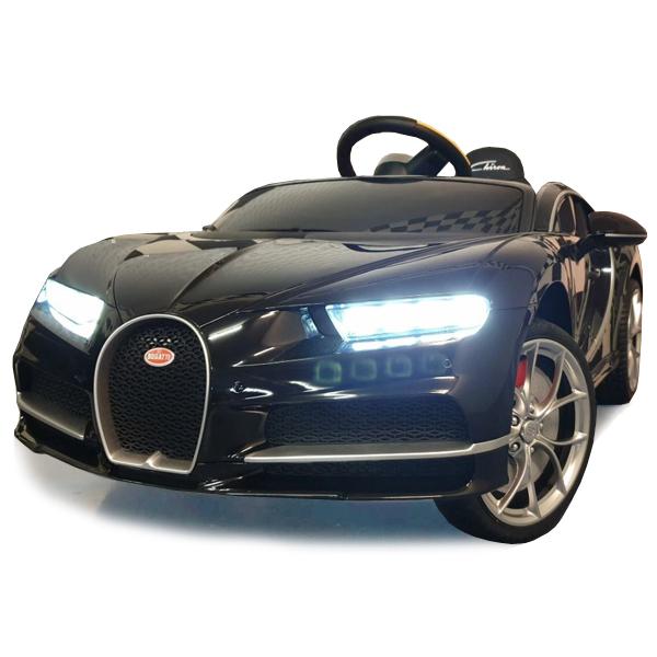 Licensed Bugatti Chiron 12V Ride on Kids Electric Car_2