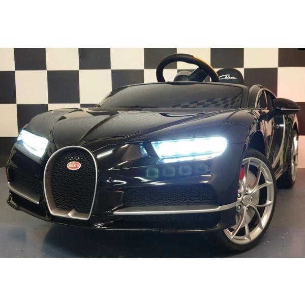 Licensed Bugatti Chiron 12V Ride on Kids Electric Car_12