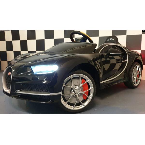 Licensed Bugatti Chiron 12V Ride on Kids Electric Car_13