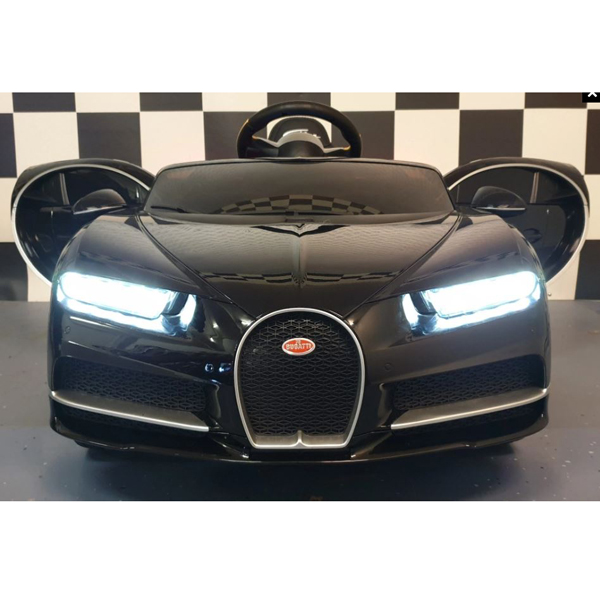 Licensed Bugatti Chiron 12V Ride on Kids Electric Car_15