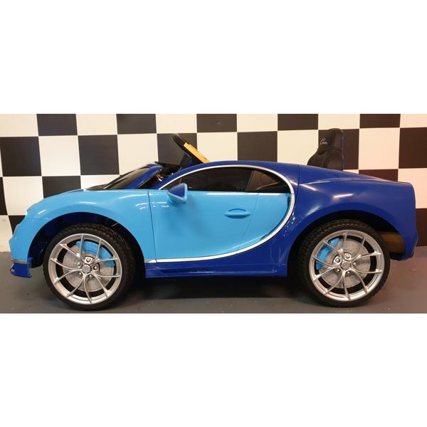 Licensed Bugatti Chiron 12V Ride on Kids Electric Car_4