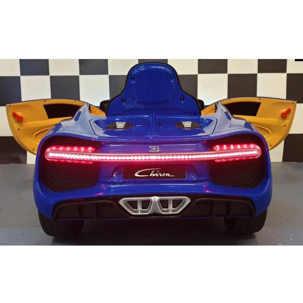Licensed Bugatti Chiron 12V Ride on Kids Electric Car_7