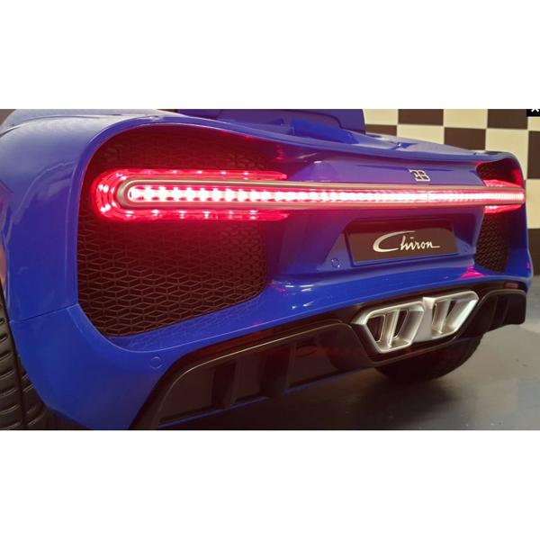 Licensed Bugatti Chiron 12V Ride on Kids Electric Car_8