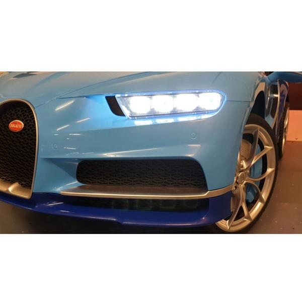 Licensed Bugatti Chiron 12V Ride on Kids Electric Car_9