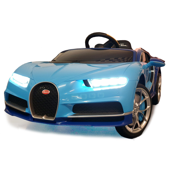 Licensed Bugatti Chiron 12V Ride on Kids Electric Car