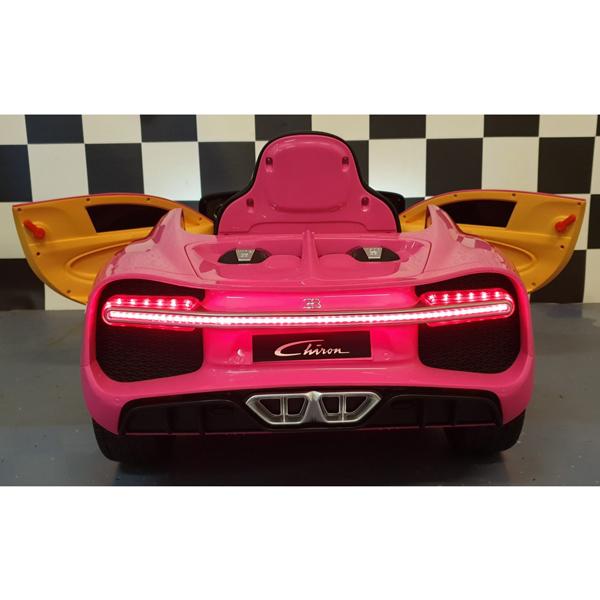 Licensed Bugatti Chiron 12V Ride on Kids Electric Car_26