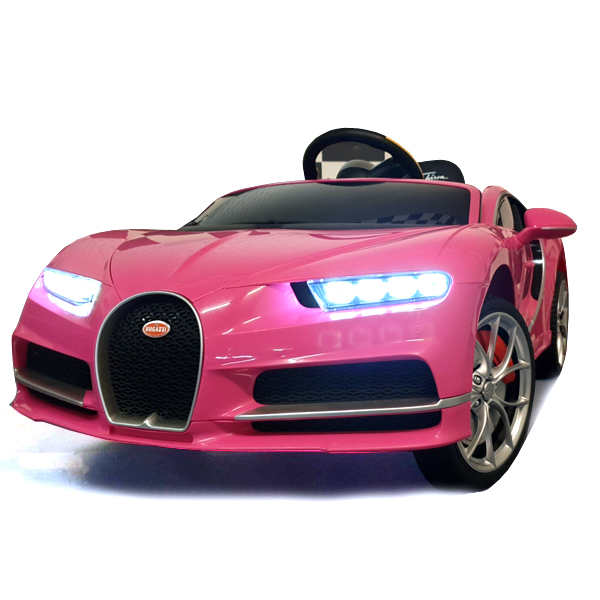 Licensed Bugatti Chiron 12V Ride on Kids Electric Car_1