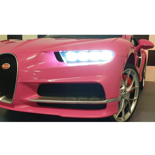 Licensed Bugatti Chiron 12V Ride on Kids Electric Car_25