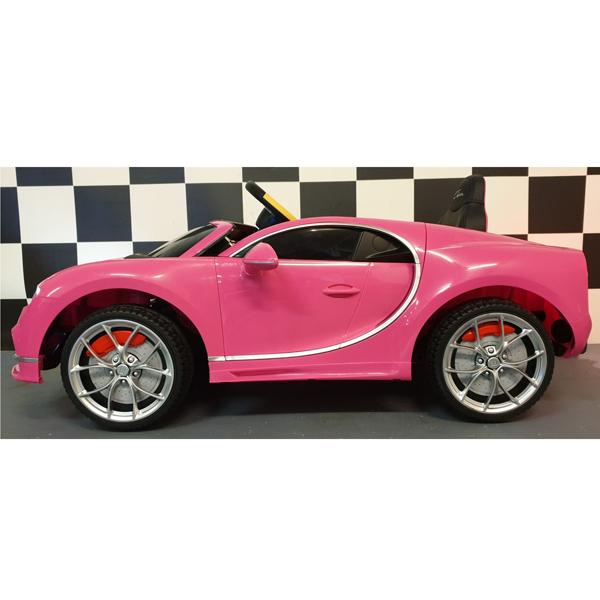 Licensed Bugatti Chiron 12V Ride on Kids Electric Car_24
