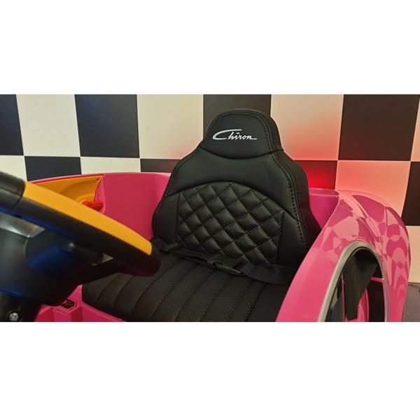 Licensed Bugatti Chiron 12V Ride on Kids Electric Car_28