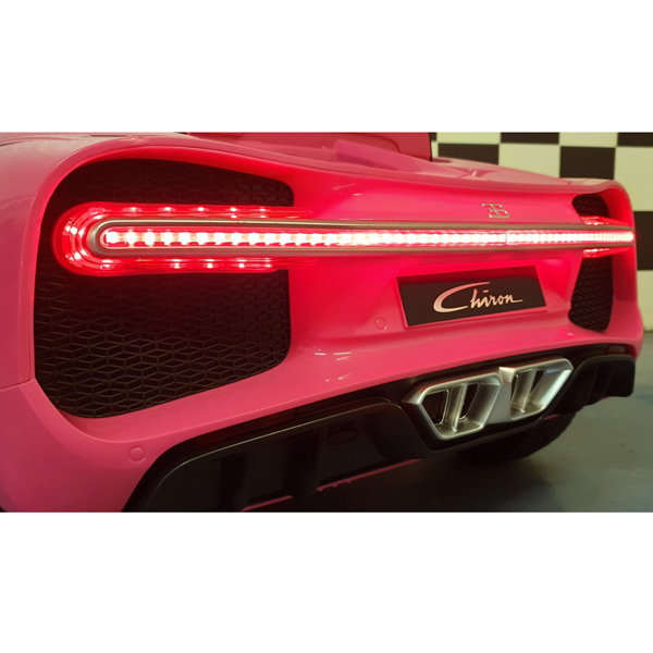 Licensed Bugatti Chiron 12V Ride on Kids Electric Car_29