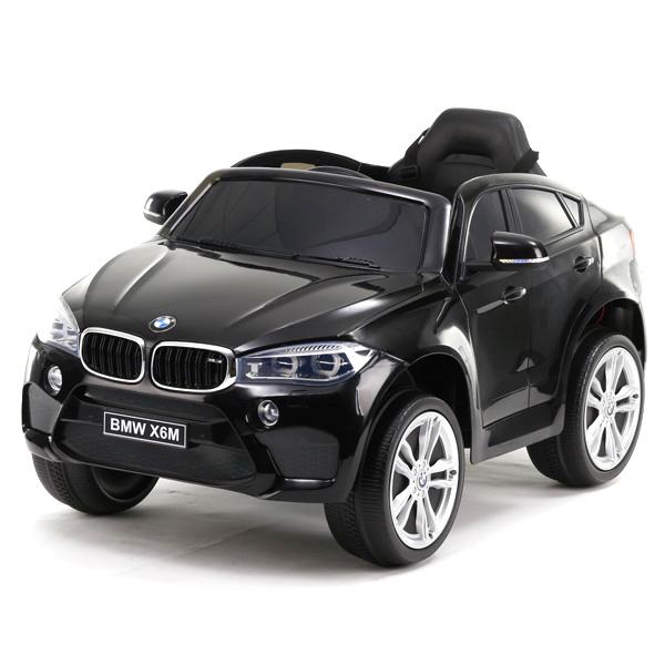 Licensed BMW X6M 12v Battery Powered Kids Ride On Car_3