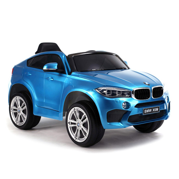 Licensed BMW X6M 12v Battery Powered Kids Ride On Car