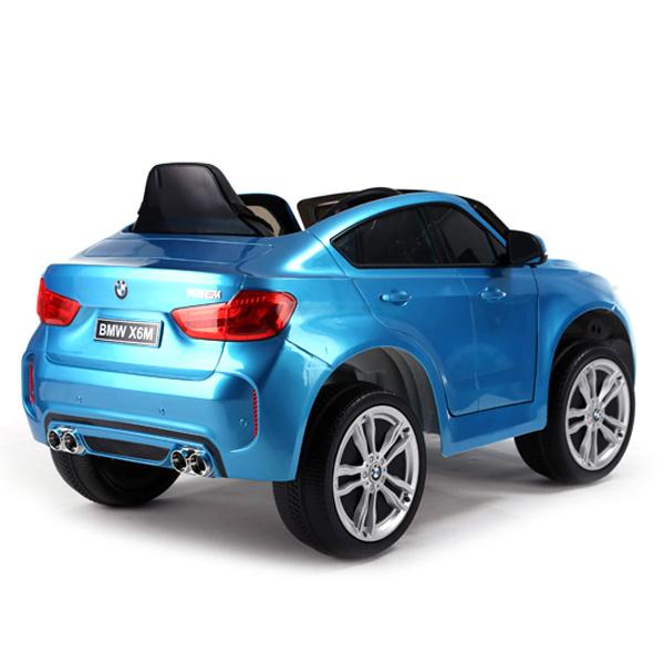 Licensed BMW X6M 12v Battery Powered Kids Ride On Car_1