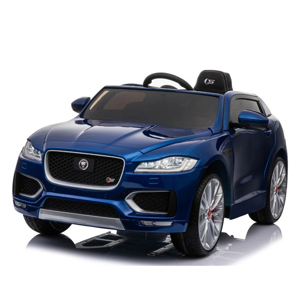 Licensed Jaguar F Pace 12v Kids Electric Ride On Car
