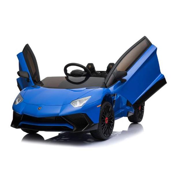 Lamborghini Aventador SV 12V Ride on Kids Electric Car_15