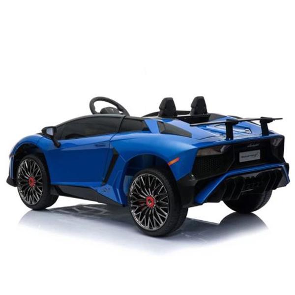 Lamborghini Aventador SV 12V Ride on Kids Electric Car_16