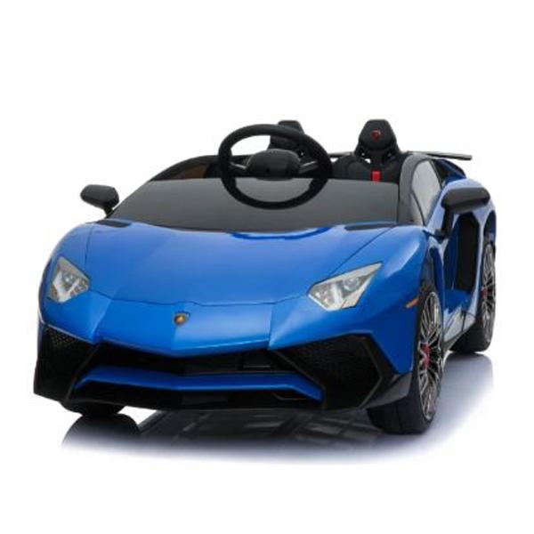 Lamborghini Aventador SV 12V Ride on Kids Electric Car_1