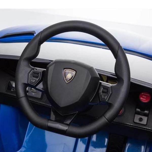 Lamborghini Aventador SV 12V Ride on Kids Electric Car_18