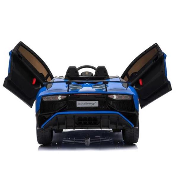 Lamborghini Aventador SV 12V Ride on Kids Electric Car_17