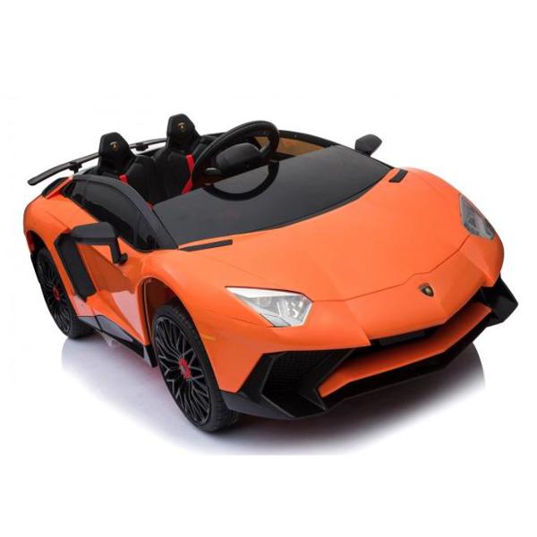 Lamborghini Aventador SV 12V Ride on Kids Electric Car_12