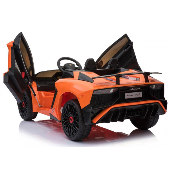 Lamborghini Aventador SV 12V Ride on Kids Electric Car_13