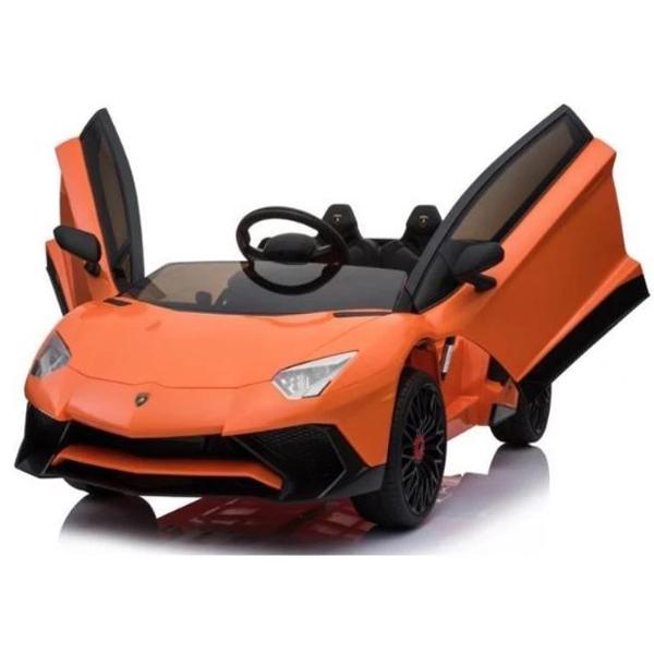 Lamborghini Aventador SV 12V Ride on Kids Electric Car_2
